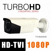 2MP 1080P HD-TVI DS-2CE16D1T-VFIR3 2.8-12MM 42IR 40m UTC BULLET CAMERA B3532H