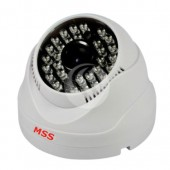 CD2260 - IR Plastic Dome Camera Model
