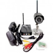 CWK58001 - Wireless CCD Camera Up To 8CH