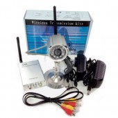 CWK58002 - Wireless CCD Camera Up To 8CH