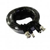 AC-2125B - Premade Siamese Cable Black