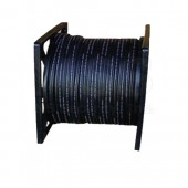 RG592151K - Siamese Cable 1000FT Black