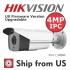 4MP EXIR Network Bullet Camera DS-2CD2T42WD-I3 HIKVISION OEM WDR PoE B3542H