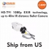 HDTVI 1080P Bullet outdoor Color EXIR technology, up to 40m IR distance (3.6MM)