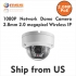 1080p 2MP Hikivision OEM DS-2CD2120F-IW Dome Camera 2.8mm Lens IPC66 IP Wireless PoE  IPC-D3328W