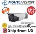 5MP TVI Bullet Cam Motorized Lens 2.8mm~12mm ULLISTED TVI-5516BI40Z MOVIL-VISION