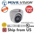 5MP TVI Turret Cam Motorized Len 2.8~12mm Movil-Vision UL LISTED TVI-5556EI40Z