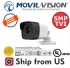 Kit 8CH DVR 5MP, 4 Camera 5MP Lens 2.8mm, 1TB HDD MOVIL-VISION